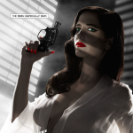 Eva Green Poster Banned for Being Too Hot